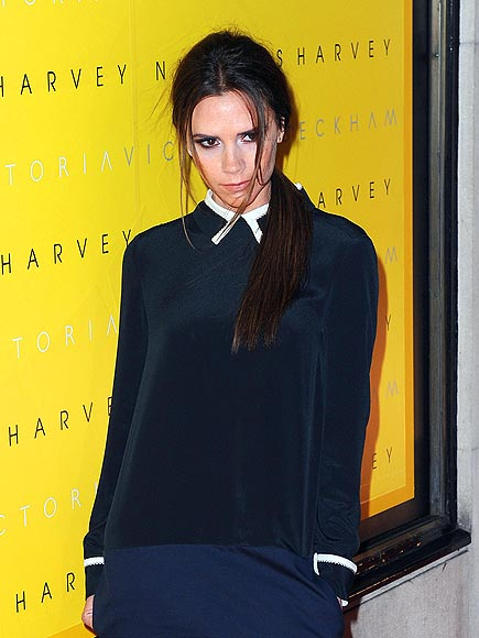 MODEL BEHAVIOR  photo | Victoria Beckham