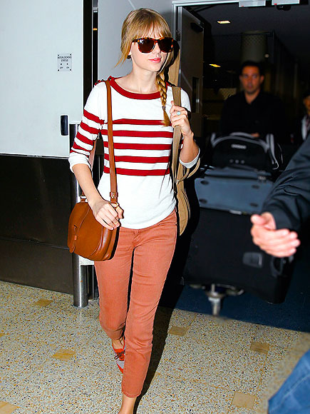 AUSSIE ARRIVAL   photo | Taylor Swift