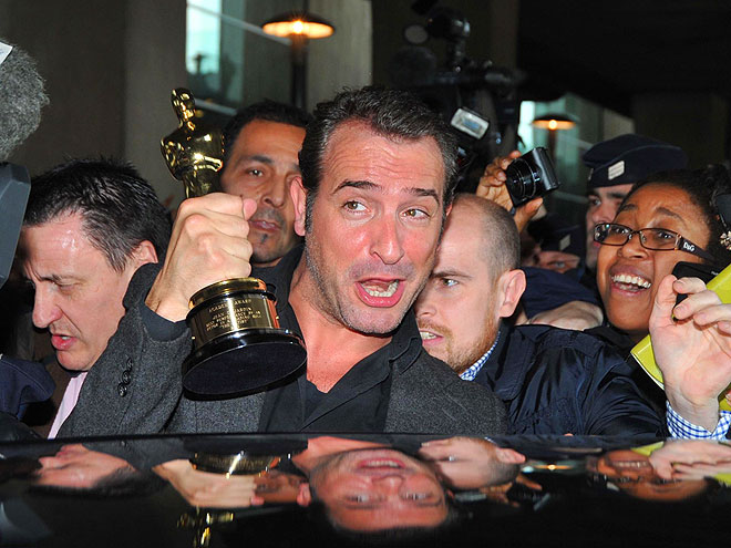 J&#39;ADORE OSCAR photo | Jean Dujardin