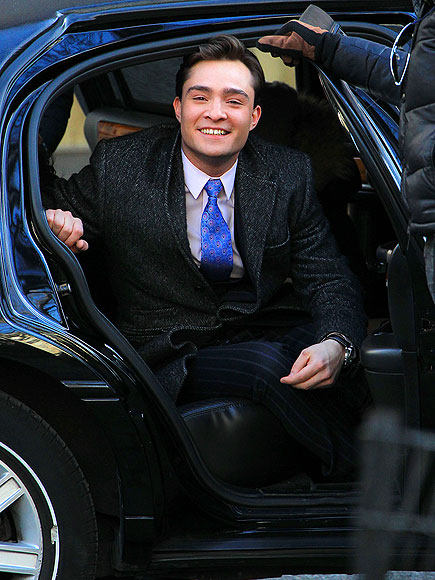 DRIVE-THRU photo | Ed Westwick