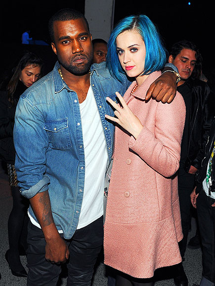 SIGN LANGUAGE  photo | Kanye West, Katy Perry