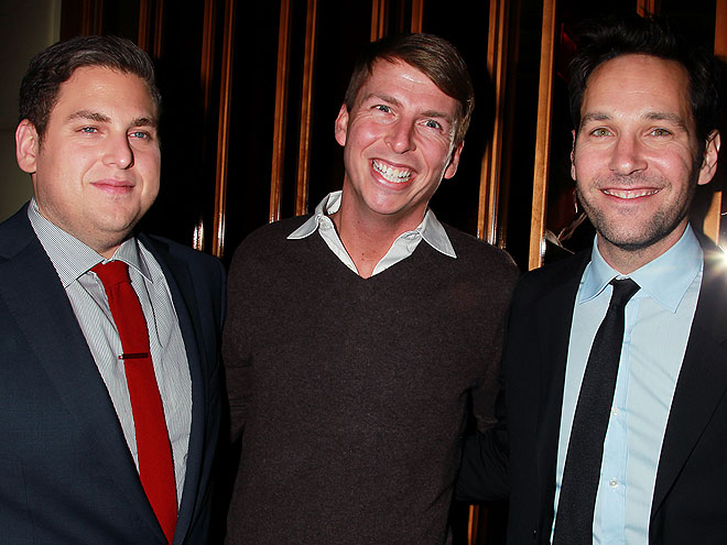 BUNCH OF 'KID'-DERS photo | Jonah Hill, Paul Rudd