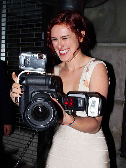 PICTURE PERFECT photo | Rumer Willis