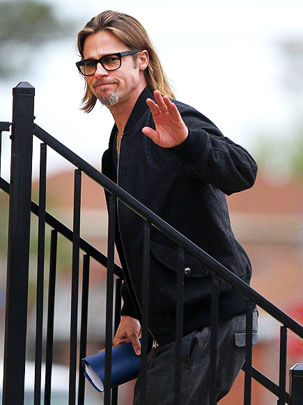 HELLO CITY photo | Brad Pitt
