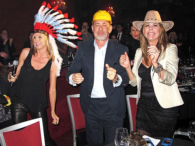 DANCE FEVER photo | Heidi Klum, Rita Wilson, Tom Hanks