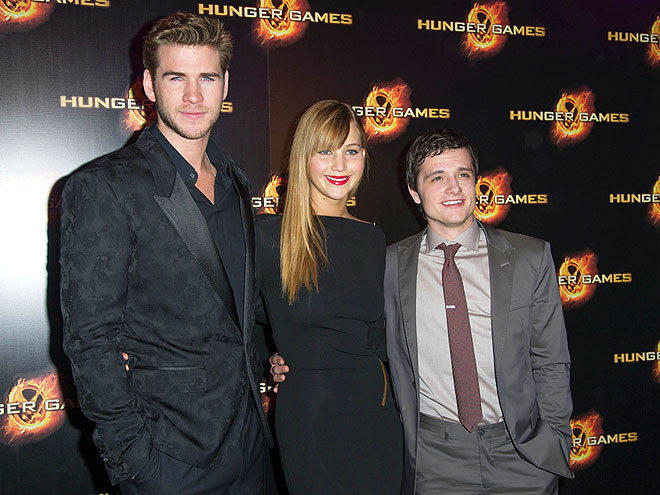 Let the Games Begin! photo | Jennifer Lawrence, Josh Hutcherson