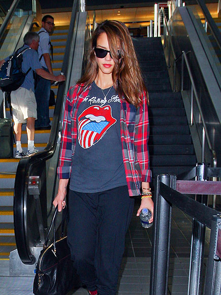 Rolling Into L.A. photo | Jessica Alba