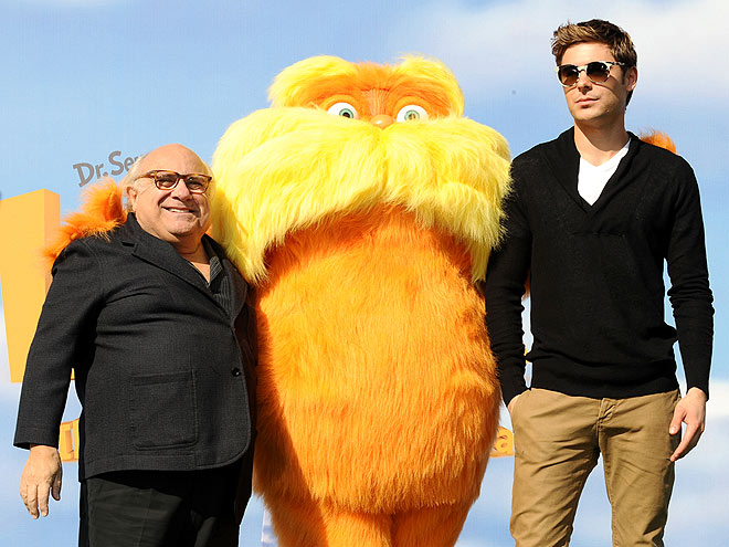 ORANGE YOU GLAD? photo | Danny DeVito, Zac Efron