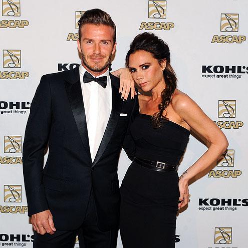 BLACK TIE AFFAIR photo | David Beckham, Victoria Beckham