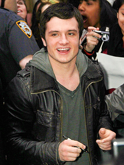 THE WRITE STUFF photo | Josh Hutcherson