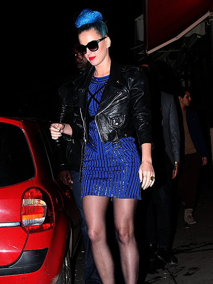 BLUE PERIOD photo   Katy Perry