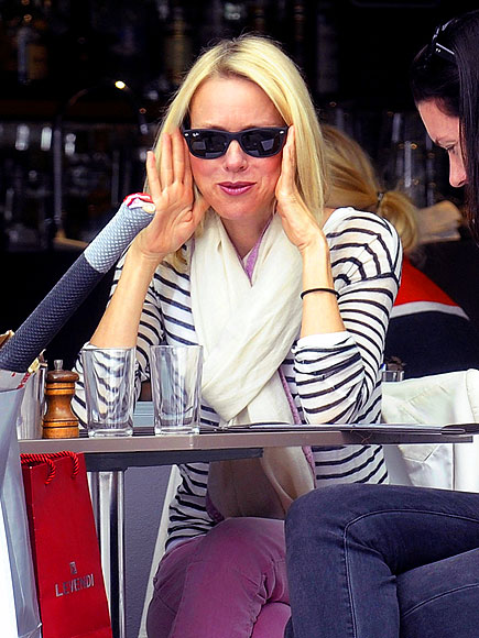 SUCH FOCUS! photo | Naomi Watts