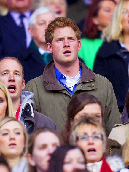 SING IT! photo | Prince Harry
