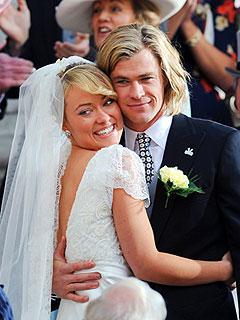 Olivia & Chris: Just Married!   Chris Hemsworth, Olivia Wilde