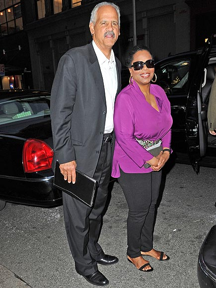 IT'S A DATE photo | Oprah Winfrey, Stedman Graham