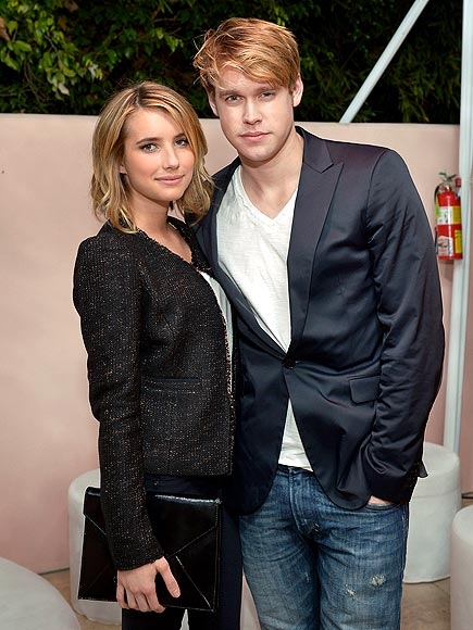 'HOT' STUFF photo | Chord Overstreet, Emma Roberts