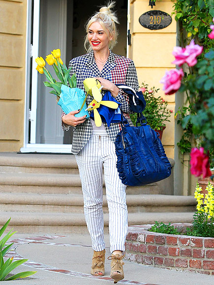 SPRING BLOOMS photo | Gwen Stefani