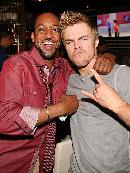 HANGIN' TOUGH photo | Derek Hough, Jaleel White