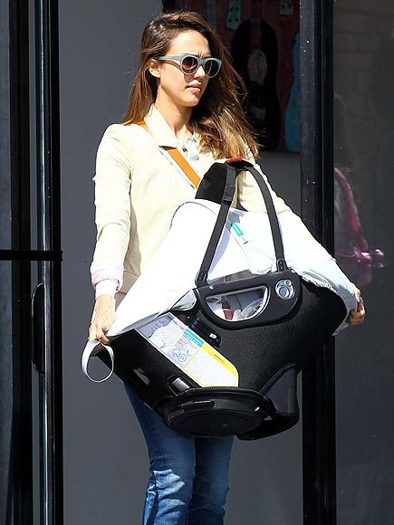 HAVE BABY, WILL CARRY