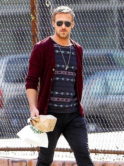 SWEATER SET photo | Ryan Gosling