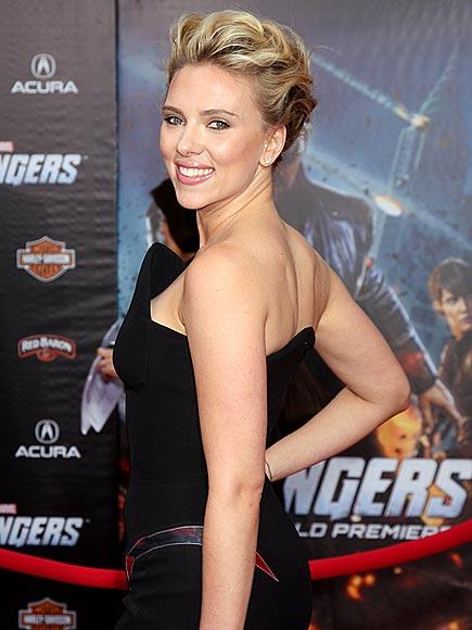 SOLO SALUTE photo | Scarlett Johansson