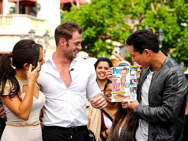ON DISPLAY  photo | Cheryl Burke, William Levy