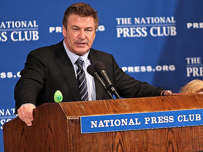 STOP THE PRESSES photo | Alec Baldwin