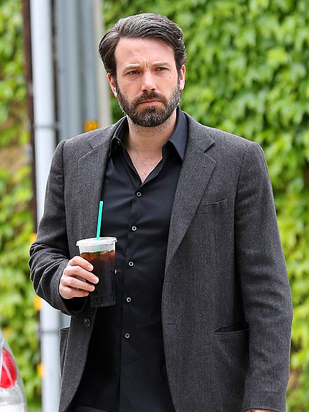 CITY SIPPER photo | Ben Affleck
