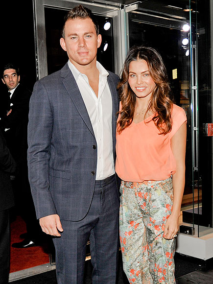 'WATCH' OUT photo | Channing Tatum, Jenna Dewan