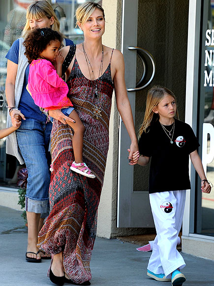 MOTHER'S DAY OUT photo | Heidi Klum