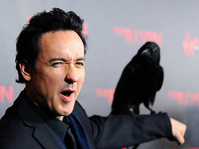 FLIPPIN' THE BIRD photo | John Cusack