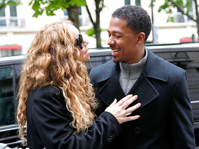 VISION OF LOVE photo | Mariah Carey, Nick Cannon