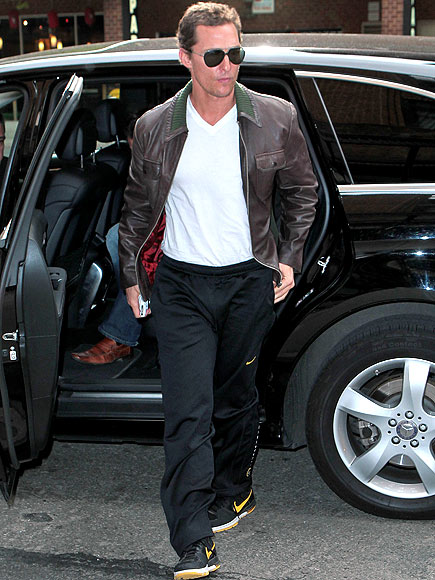 HOT ARRIVAL photo | Matthew McConaughey