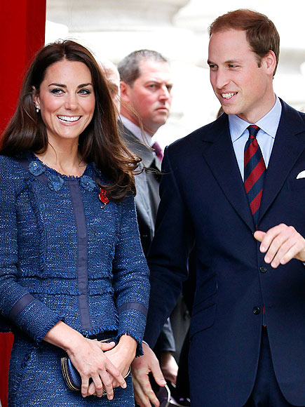ROYAL EXIT  photo | Kate Middleton, Prince William