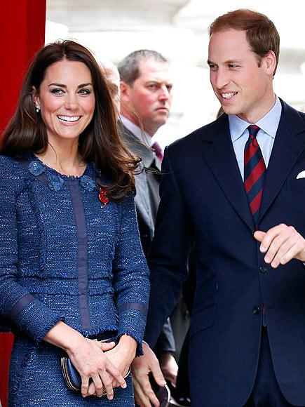 ROYAL EXIT  photo | Kate Middleton, Prince William