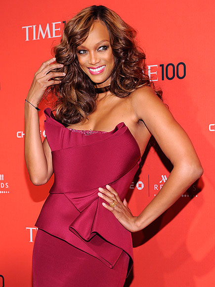 TYRA BANKS photo | Tyra Banks