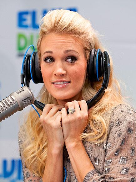 EYES WIDE OPEN  photo | Carrie Underwood