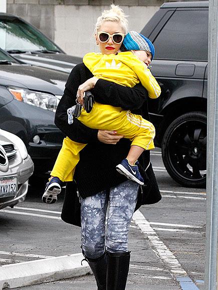 LEAN ON ME  photo | Gwen Stefani