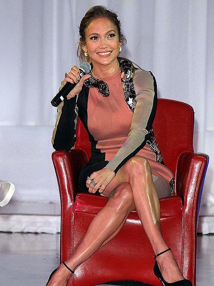 MEET THE PRESS photo   Jennifer Lopez