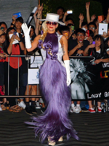 FUR REAL photo | Lady Gaga