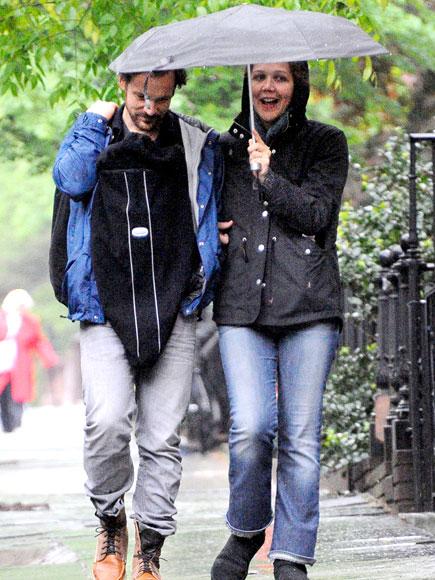 RAIN DATE  photo | Maggie Gyllenhaal, Peter Sarsgaard