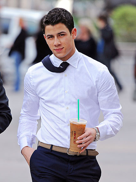 SWEPT AWAY photo | Nick Jonas