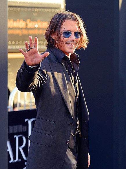 VAMP IT UP  photo | Johnny Depp