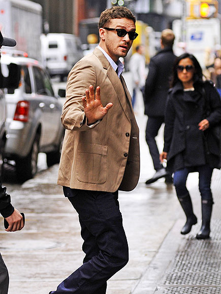 HANDY MAN  photo | Justin Timberlake