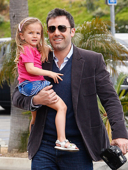DOTING DAD