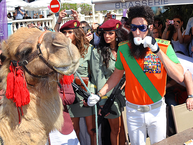CAMEL TOW