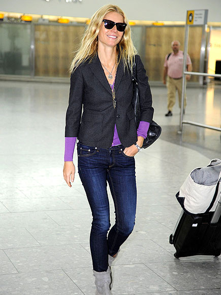 FREQUENT FLYER   photo | Gwyneth Paltrow