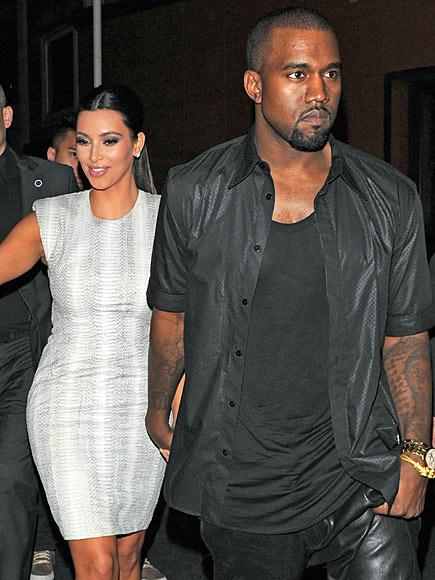 LEADING MAN  photo | Kanye West, Kim Kardashian