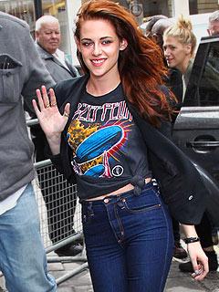 Kristen: Tee Time in England | Kristen Stewart