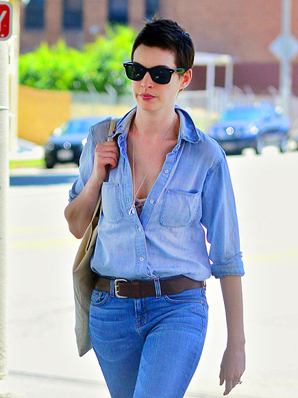 PURE JEAN-IUS photo | Anne Hathaway